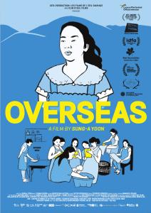 Overseas Plakat