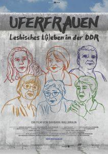 Zeichnungen von sechs Frauen